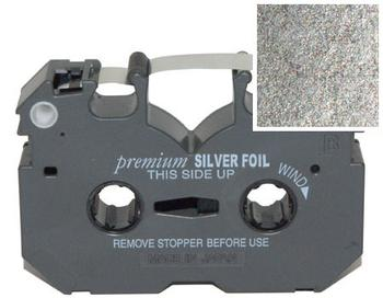 Silver (Metallic) FoilFast® P21/x Cartridge