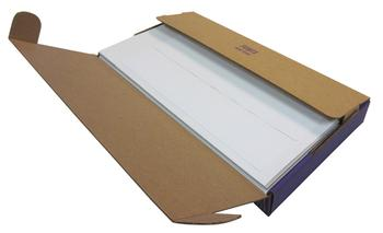 "11"" Image Blank Strips for Fastback® Model 20"