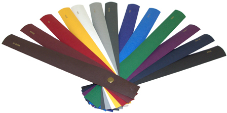 Fastback® Super Strip Color Fan