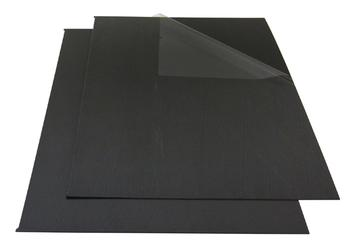 "9"" x 12"" Hardcover Adhesive Mounting Boards"