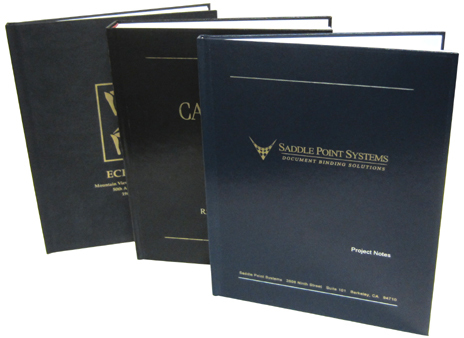 FoilFast® Self-Adhesive Hardcover Title Sheets