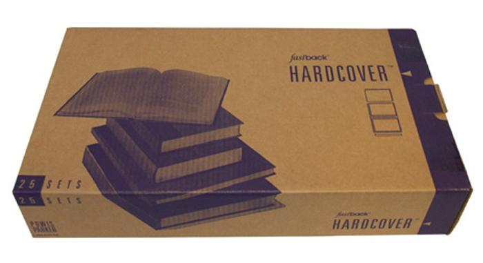 Hardbound Book Covers & Binding Materials