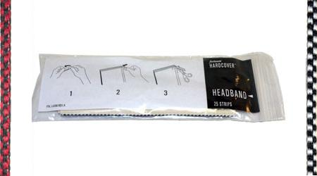 Hardcover Headbands