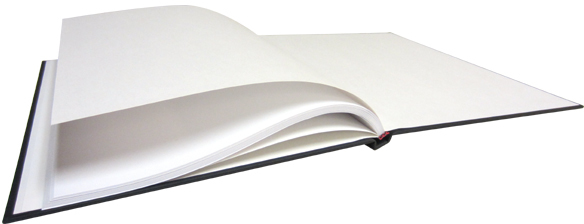Portrait Endleaves for Fastback® Hardcover Books