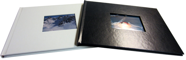 Fastback® Leather & Vinyl Photobooks