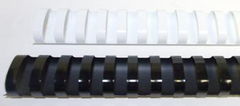 "1-1/2"" Plastic Binding Combs 19-Ring"