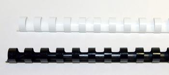 "1/2"" Plastic Binding Combs 19-Ring"