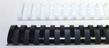 "1-3/4"" Plastic Binding Combs 19-Ring"