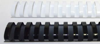 "2"" Plastic Binding Combs 19-Ring"