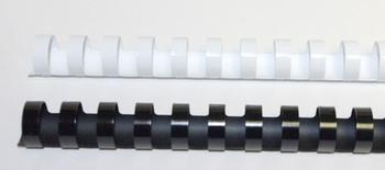 "5/8"" Plastic Binding Combs 19-Ring"
