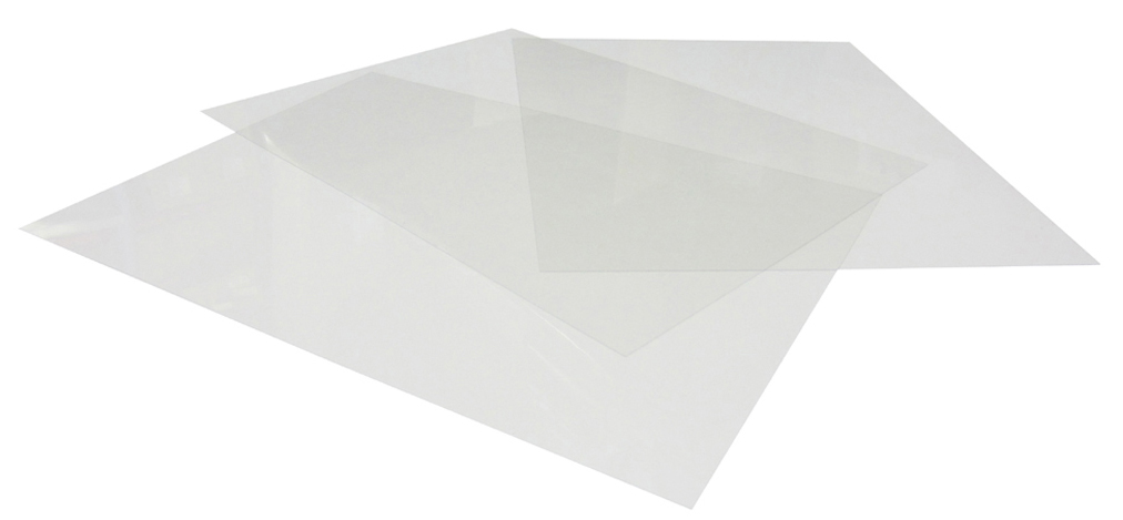 Clear Vinyl 10mil Acetate Binding Covers