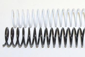 18mm Plastic Binding Coils 4:1 Pitch