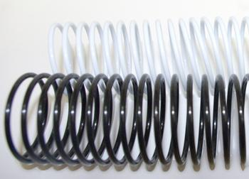 32mm Plastic Binding Coils 4:1 Pitch