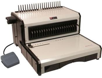 Akiles AlphaBind-CE Electric Comb Binding Machine