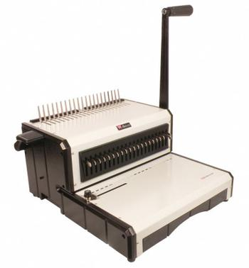Akiles AlphaBind-CM Manual Comb Binding Machine