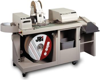 James Burn Wire-O Bind 3500 Automated Wire Binder