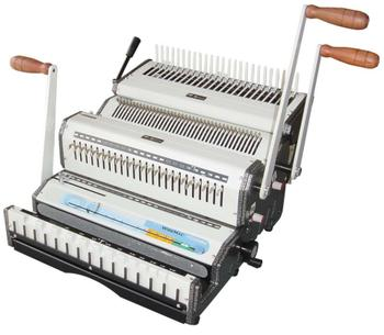 Akiles WireMac-Combo Wire & Comb Binding Machine