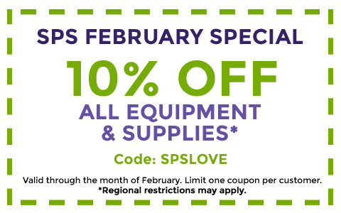 February 10% off coupon