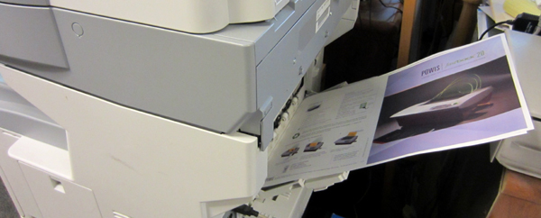 Printing Your Paperback Cover