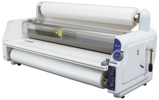 Fujipla LPE6510: 25 Inch Double-Sided Thermal Roll Laminator