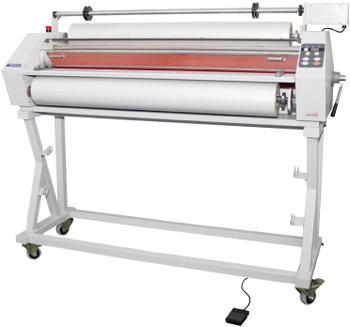 "Fujipla LPP1112 43"" Hot/Cold Roll Laminator & Mounter"