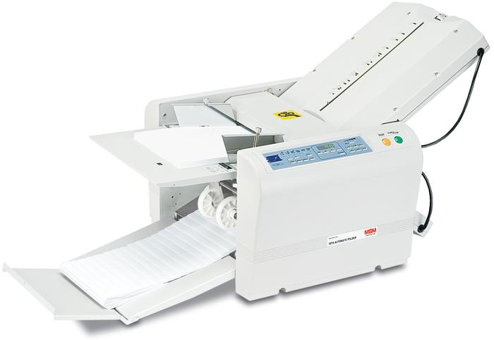 MBM 407A Automatic Programmable Folder