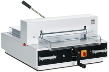 MBM Triumph 4315 Electric Guillotine Cutter