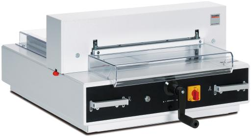 MBM Triumph 4350 Fully Automatic Tabletop Paper Cutter