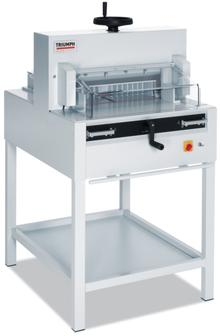 MBM Triumph 4815 Semi-Automatic Heavy Duty Paper Cutter