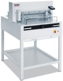 MBM Triumph 5255 Automatic Programmable Guillotine Cutter