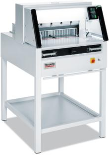 MBM Triumph 5260 Automatic Programmable Cutter with IR Safety Lights