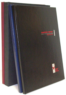 Fastback® Composition Self-Adhesive Hardcovers