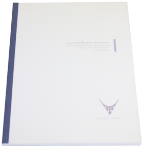 Frosted Poly Matte Binding Covers
